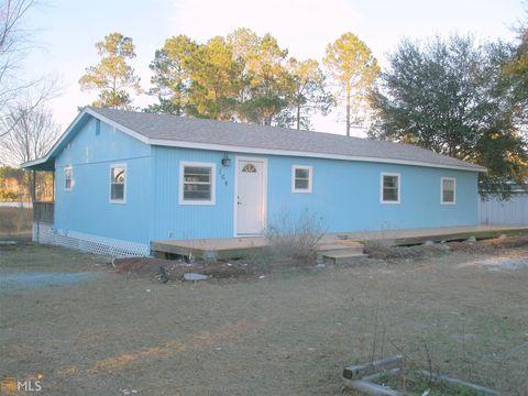 164 Lakeview Dr, Folkston, GA 31537