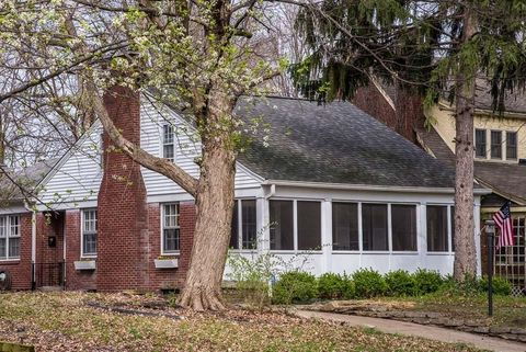 4614 Graceland Ave, Indianapolis, IN 46208