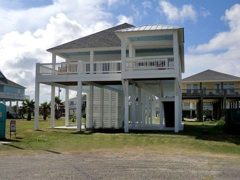 Photo of 2371 Sandpiper, Crystal Beach, TX 77650