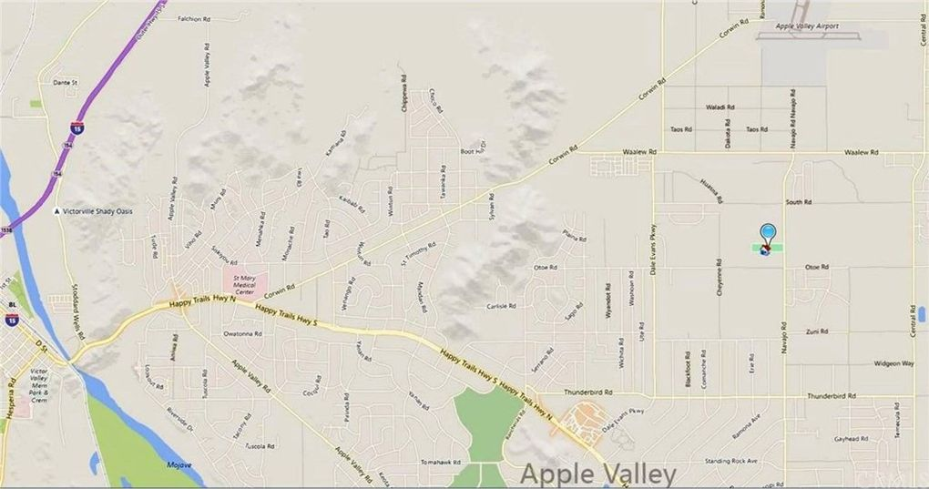 Navajo 9 78 Ac Rd, Apple Valley, CA 92307