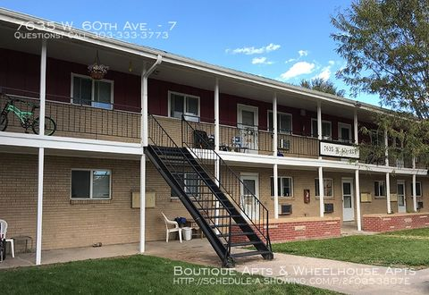 Photo of 7635 W 60th Ave Apt 7, Arvada, CO 80004