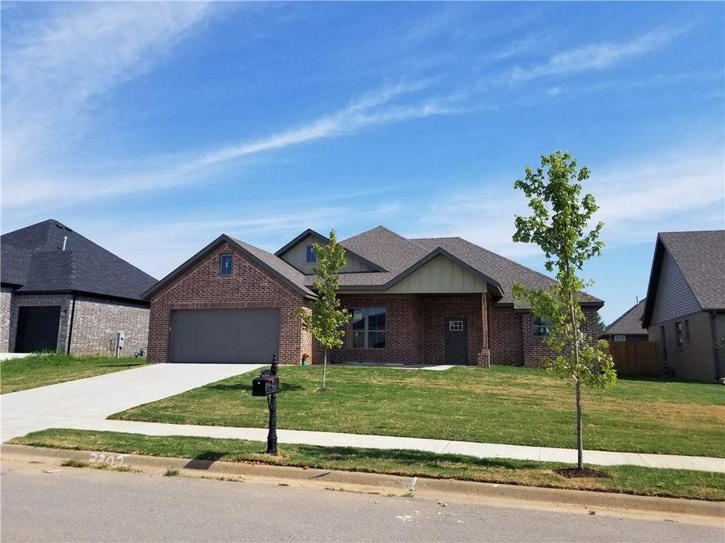 New Homes Near Bentonville Ar