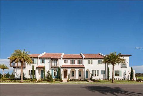 8854 bismarck palm dr winter garden fl 34787 - New Homes In Winter Garden Florida