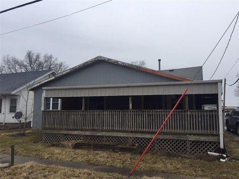207 S Eaton Ave, Humeston, IA 50123