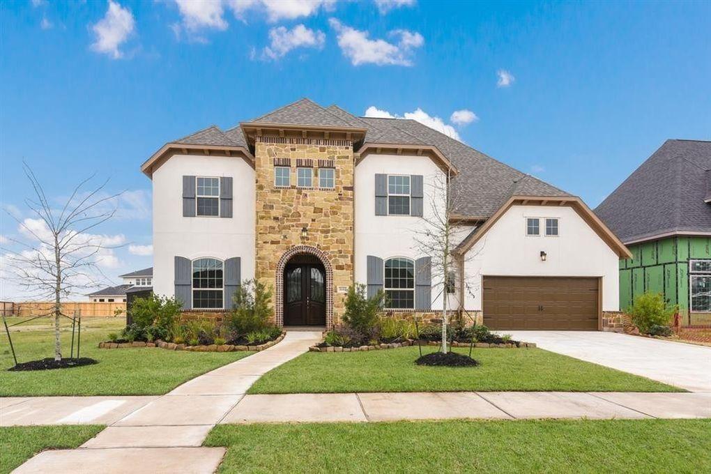3602 Garden Enclave Trl, Richmond, TX 77406