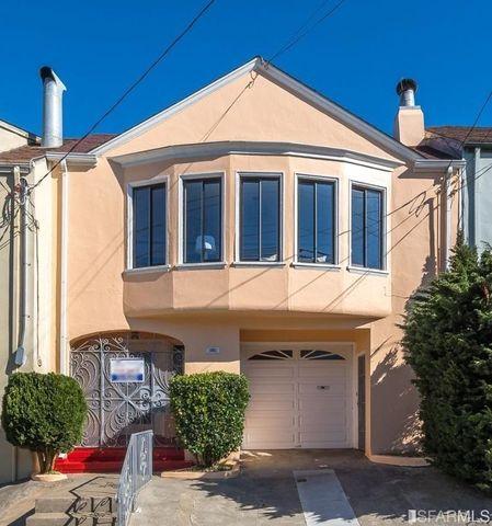 538 33rd Ave, San Francisco, CA 94121