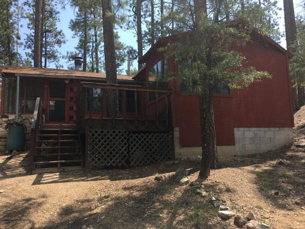 Merveilleux 9 S Summer Homes Dr, Crown King, AZ 86343