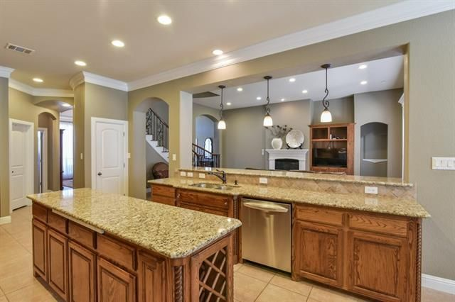Homes For Sale Cabot Estates Mansfield Tx