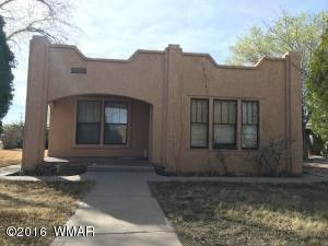 490 s 1st st snowflake az 85937 home for sale and real