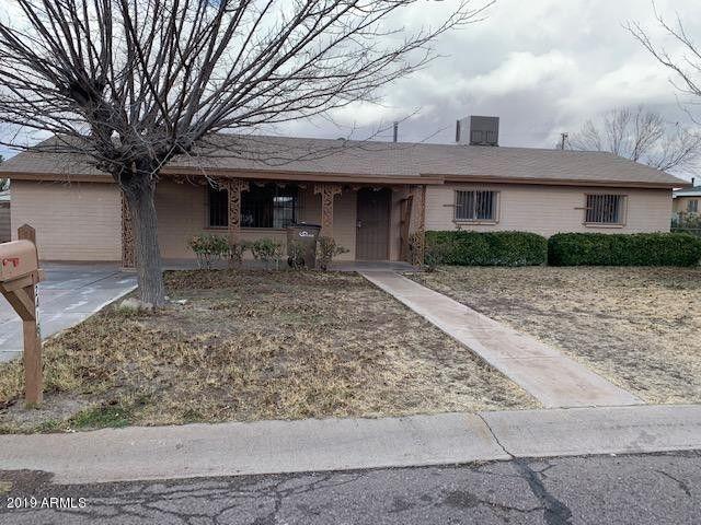2416 E 14th St, Douglas, AZ 85607