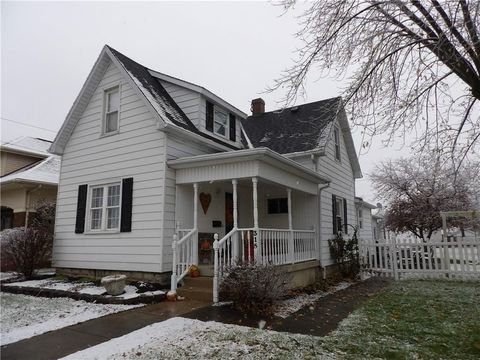 315 S 2nd St, Coldwater, OH 45828