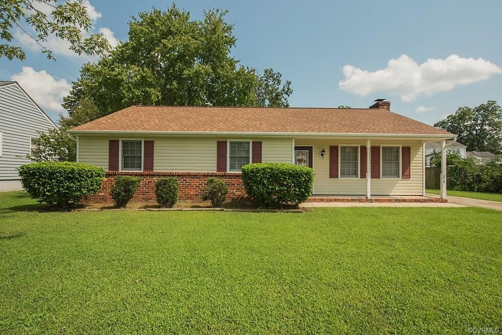 3819 Orkney Rd Colonial Heights, VA 23834