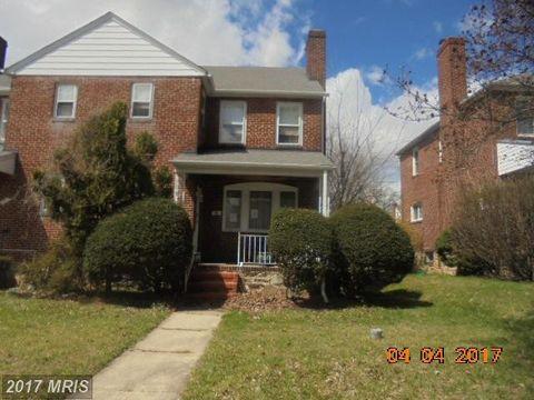 3510 White Chapel Rd Baltimore MD 21215
