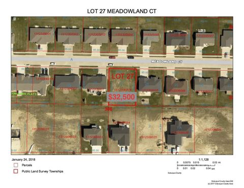 Meadowland Ct Lot 27, Epworth, IA 52045