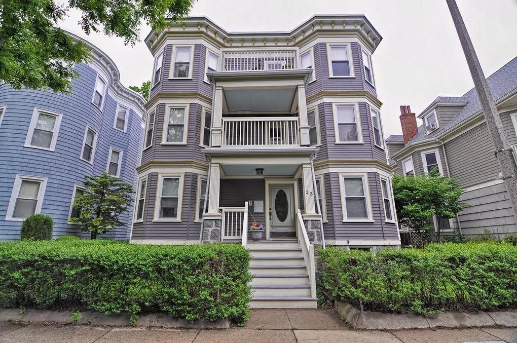 Rental Properties On H Street Boston Massachusetts