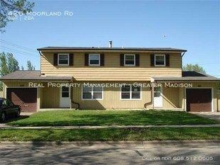 <div>426 Moorland Rd</div><div>Madison, Wisconsin 53713</div>