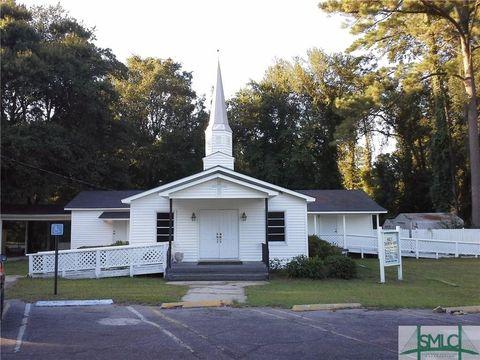 128 Clay St, Hinesville, GA 31313
