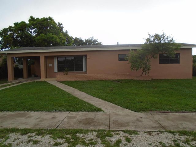 19521 Nw 8th Ave Miami Gardens Fl 33169 Home For Sale