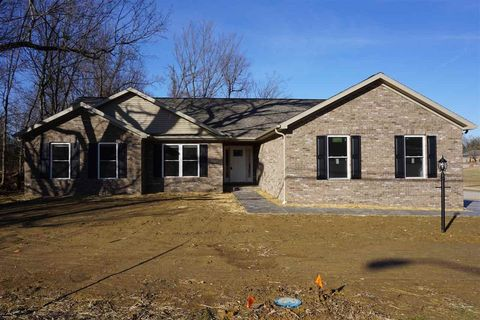 100 Nottinghill Rd, Chandler, IN 47610