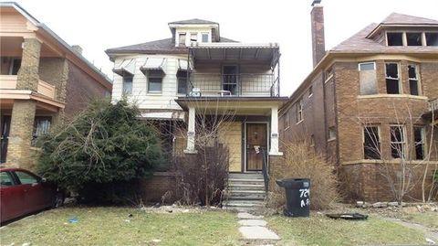 7241 American St, Detroit, MI 48210