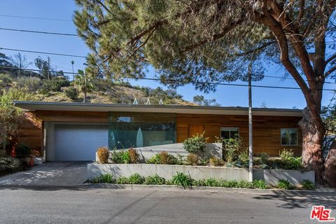 Laurel Canyon Los Angeles Ca Real Estate Homes For Sale