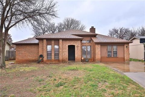 3750 Georgetown Dr, Abilene, TX 79602