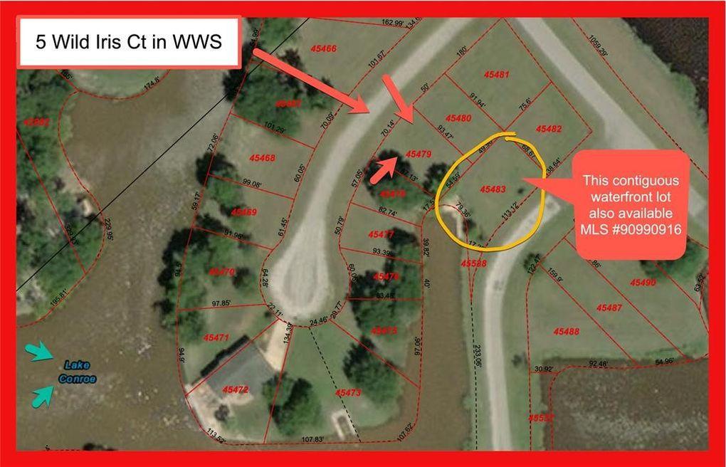 5 Wild Iris Ct Lot 45 Huntsville, TX 77340