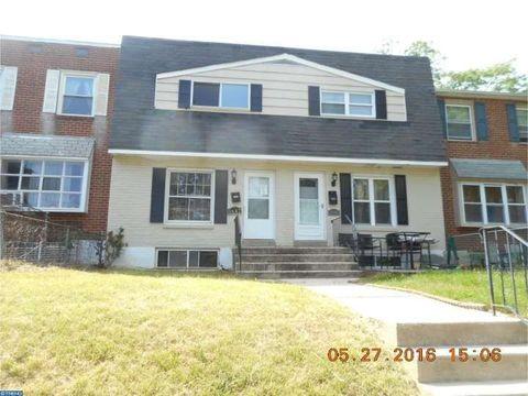 1647 Coleman St, Wilmington, DE 19805