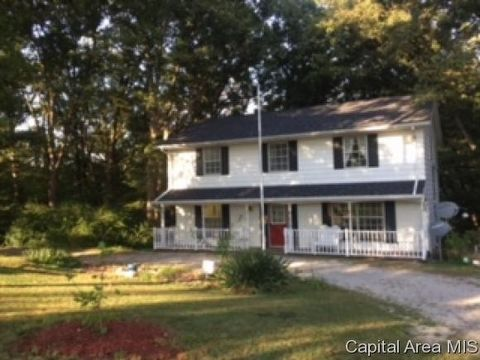 6088 S Cantrall Creek Rd, Cantrall, IL 62625
