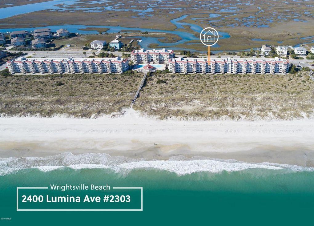 2400 Lumina Ave N Apt 2303 Wrightsville Beach Nc 28480