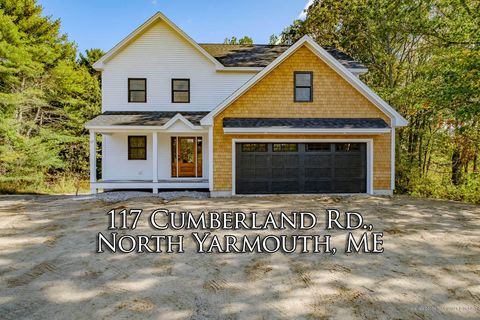 Photo of 117 Cumberland Rd, North Yarmouth, ME 04097