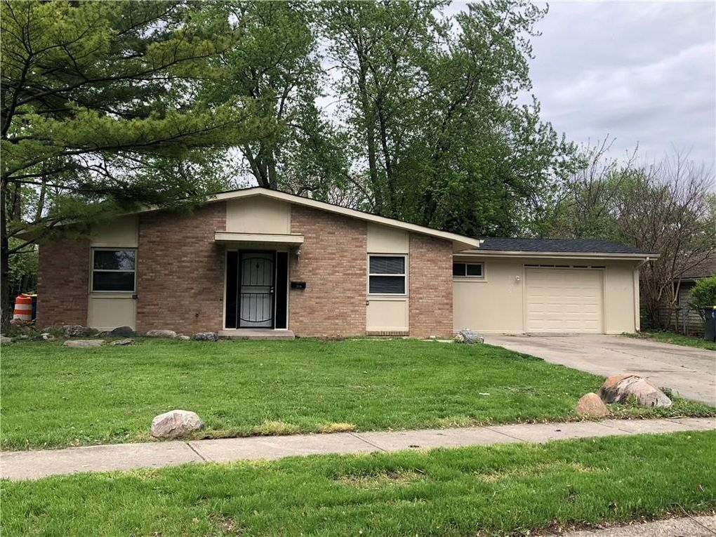 5115 Barbour Ct Lawrence, IN 46226