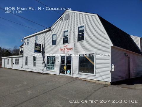 Photo of 608 Main Rd N Unit Commercial, Hampden, ME 04444