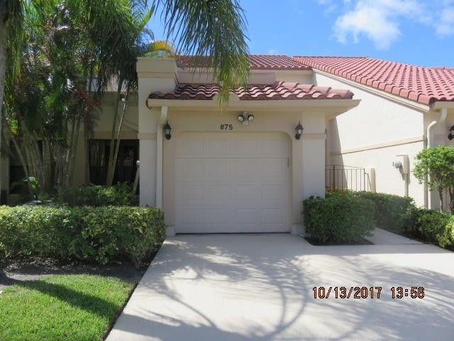 875 Windermere Way, Palm Beach Gardens, FL 33418. Illustrated Properties /Corporate