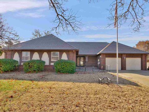 7715 E Pagent Ln, Wichita, KS 67206