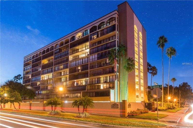 3211 W Swann Ave Unit 801 Tampa, FL 33609