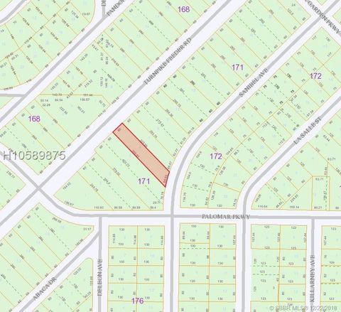 5110 Turnpike Feeder Rd, Lakewood Park, FL 34951