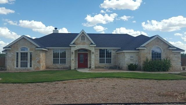 San angelo tx real estate san angelo homes for sale for Home builders san angelo tx
