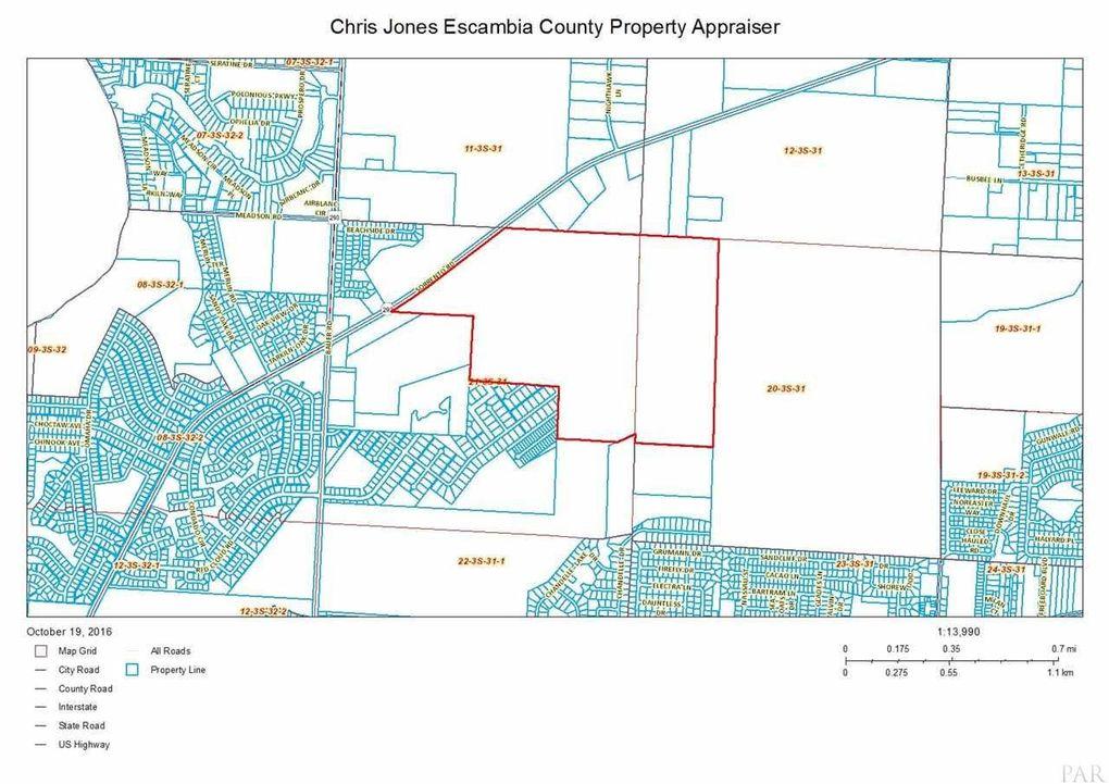 Public Property Records Escambia County Florida
