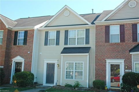 Dover Villas Townhomes Greensboro Nc For Rent