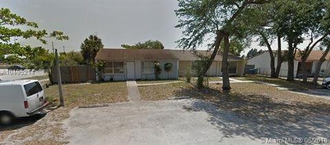 20700 Nw 41st Avenue Rd, Miami Gardens, FL 33055
