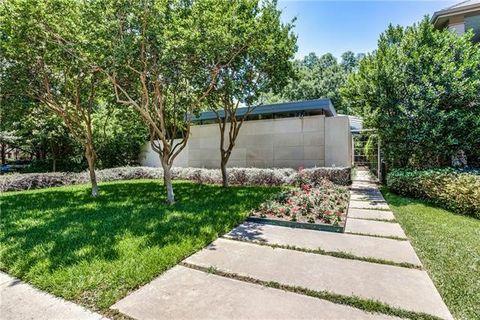 5020 Abbott Ave, Highland Park, TX 75205