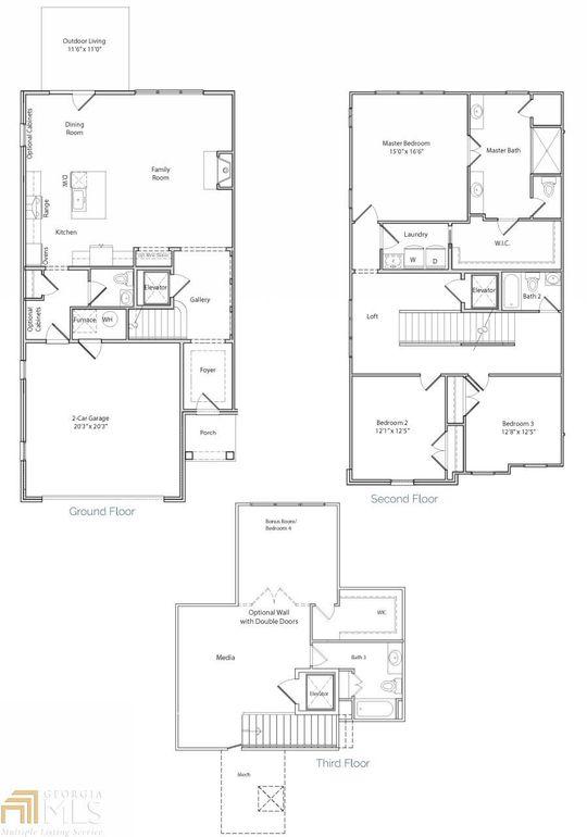 4145 Avid Park Unit 17, Marietta, GA 30062