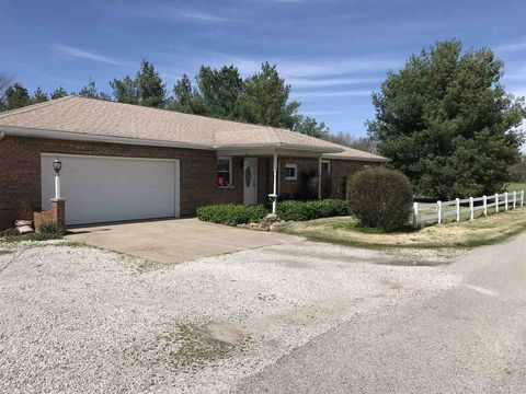 Photo of 6015 N 2nd St, Bicknell, IN 47512