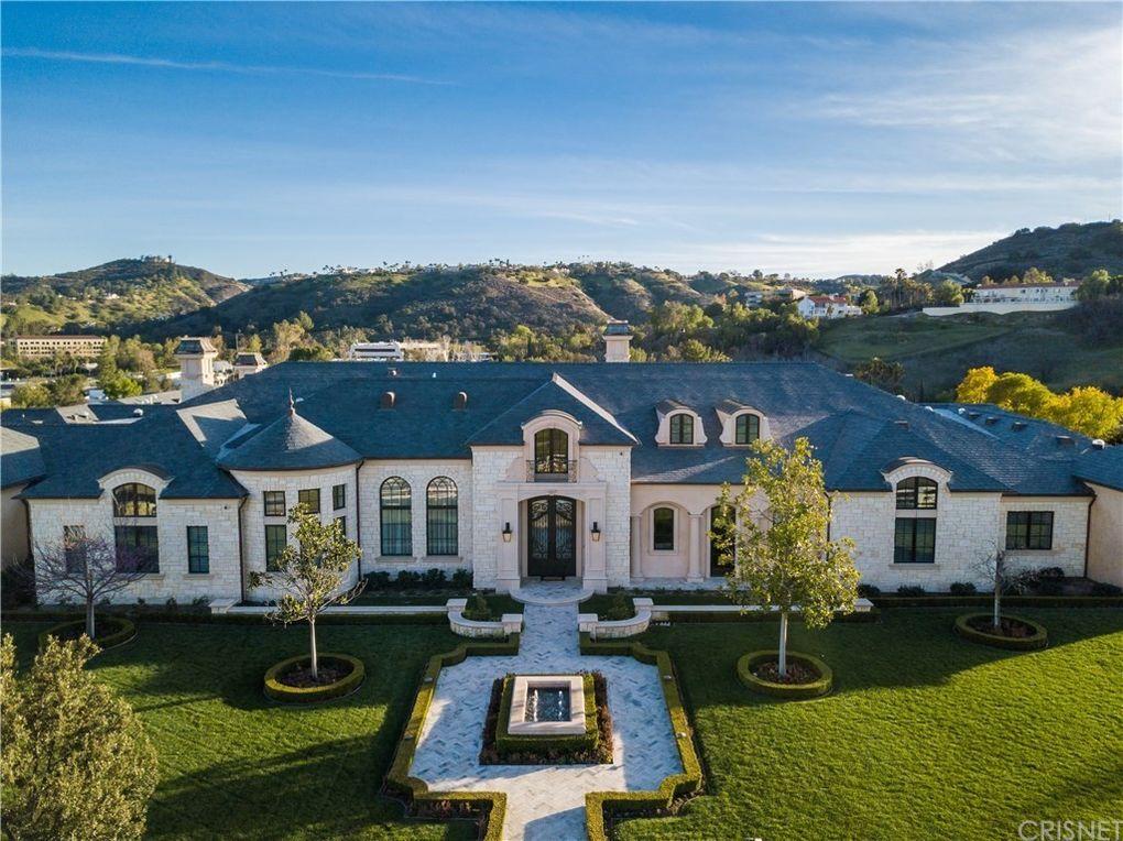 24100 Hidden Ridge Rd, Hidden Hills, CA 91302