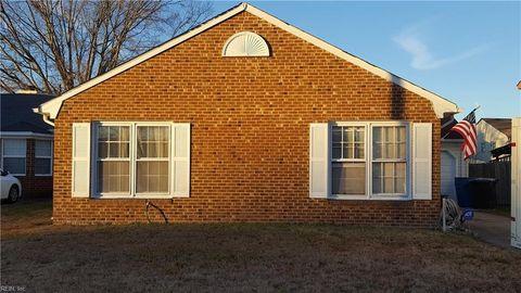 1456 Eddystone Dr Virginia Beach Va 23464 House For