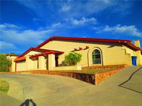 6236 Pino Real Dr, El Paso, TX 79912