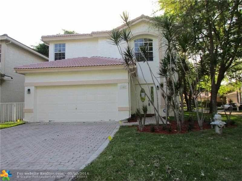 1142 NW 97th Dr Coral Springs, FL 33071