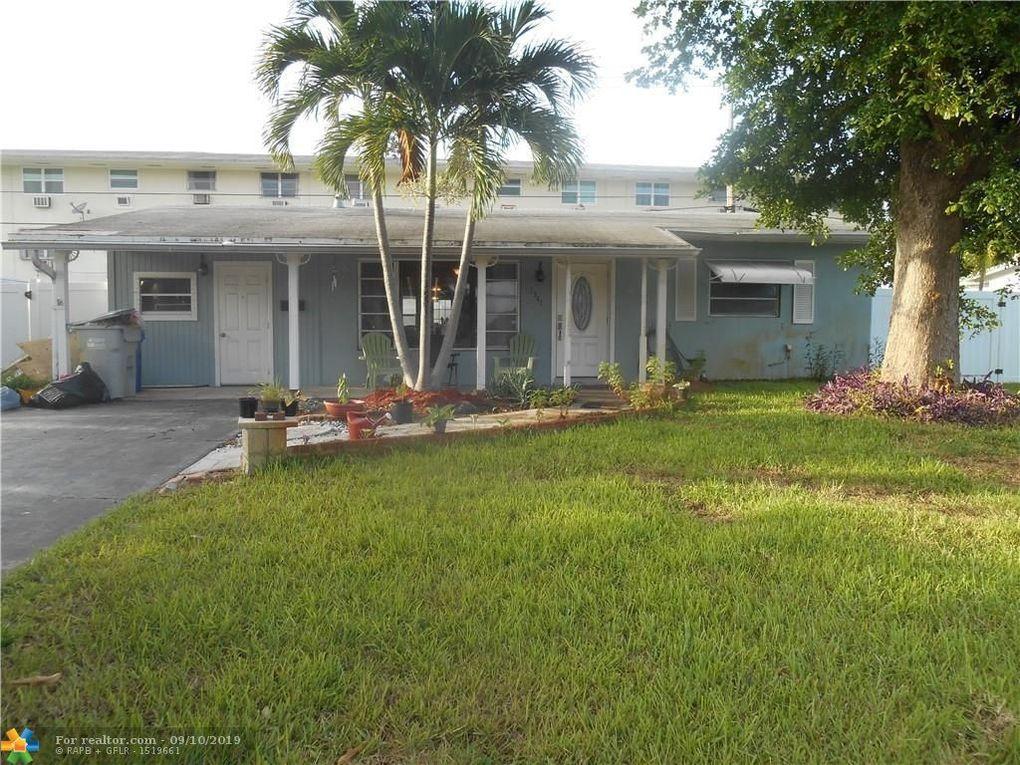 1341 NE 35th St Pompano Beach, FL 33064