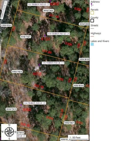 106 And 108 Timber Ridge Ct, West End, NC 27376